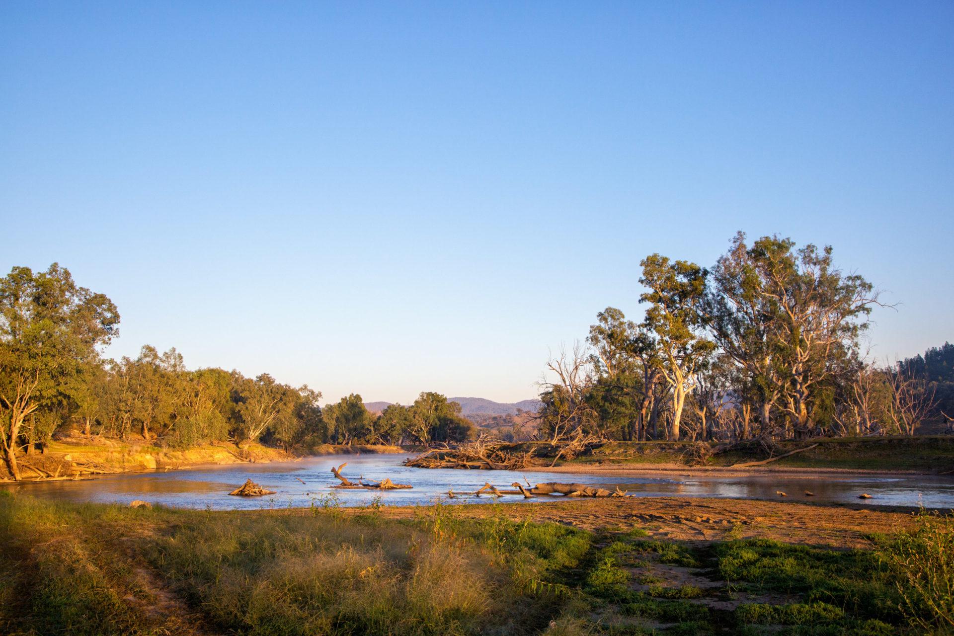 Murray River - Zauberhafte Flusslandschaft