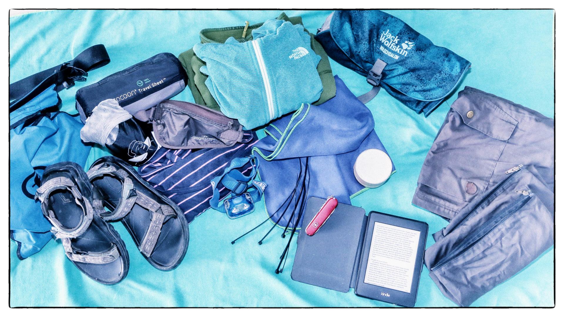 Packliste Urlaub