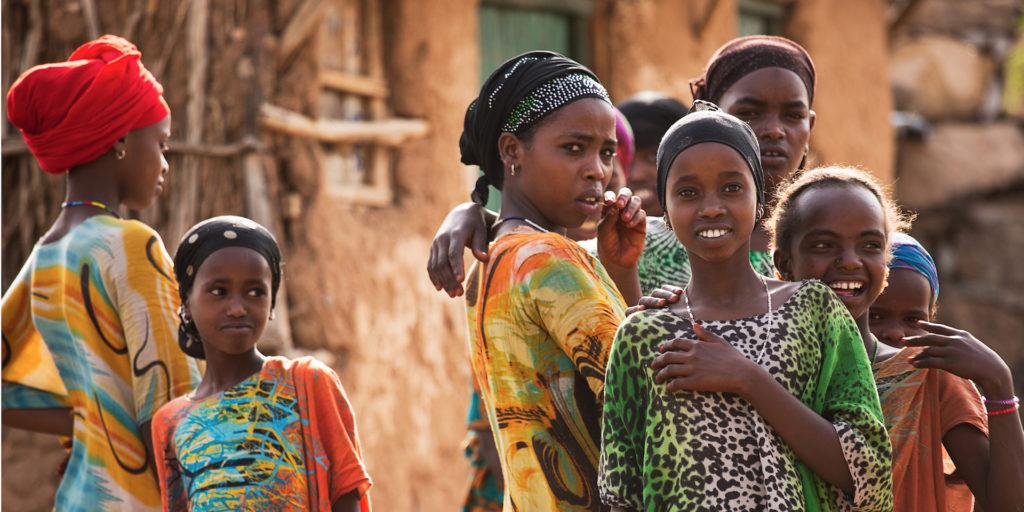 Äthiopien Reisetipps - Kommunikation ohne Wörter