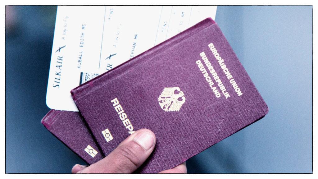 eVisitor Visum Australien online beantragen