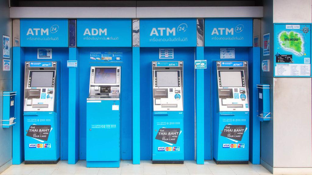 Geldautomaten in Thailand - Thailand Reisetipps