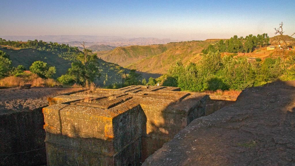 Äthiopien Reisetipps - Felsenkirche
