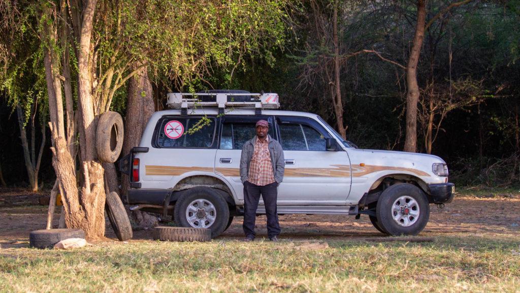 Äthiopien Reisetipps - Auto mit 4WD und eigenem Fahrer in Äthiopien mieten