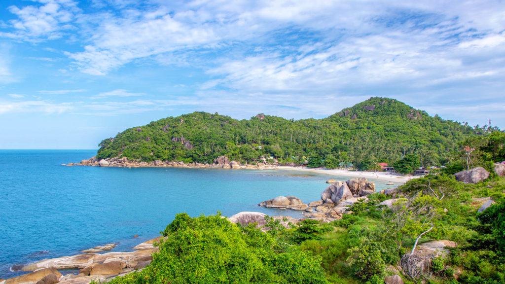 Reisziele August -Der Golf von Thailand - Koh Samui, Koh Phangan, Koh Tao