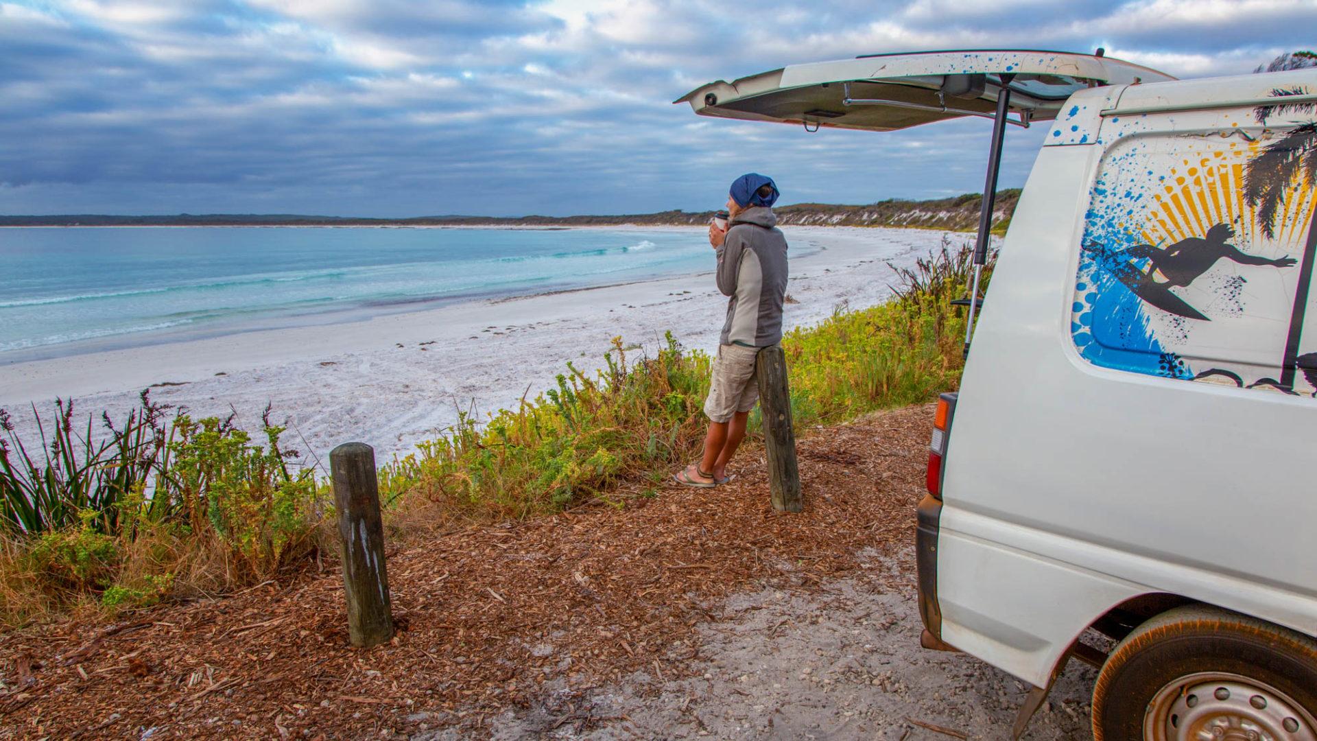 Warum Du mit dem Campervan Australien und Neuseeland bereisen solltest – Ein Interview mit Kolja Chromow