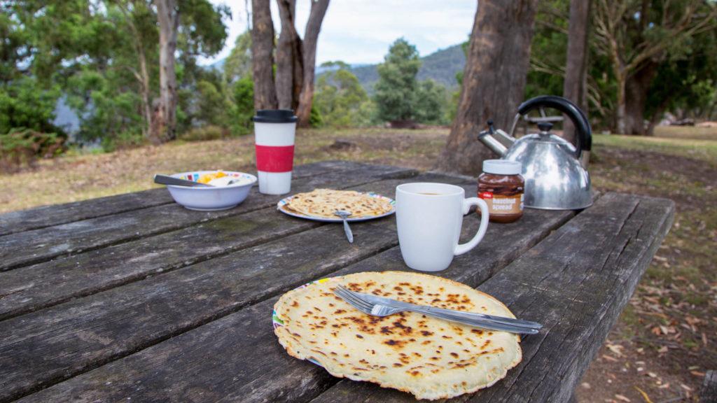 Campervan Australien und Neuseeland - Immer alles dabei...