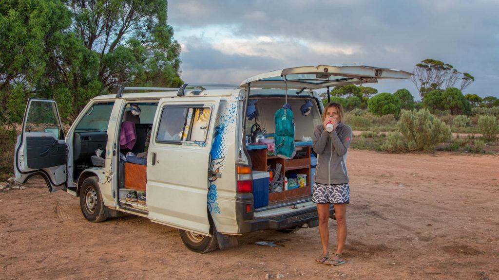 Mit dem Campervan Australien und Neuseeland bereisen