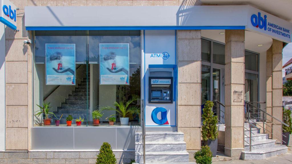 Albanien Reisetipps - Die Abi Bank verlangt keine Automatengebühren