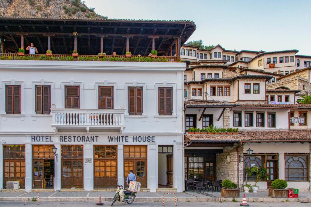 Berat Altstadt UNESCO Weltkulturerbe
