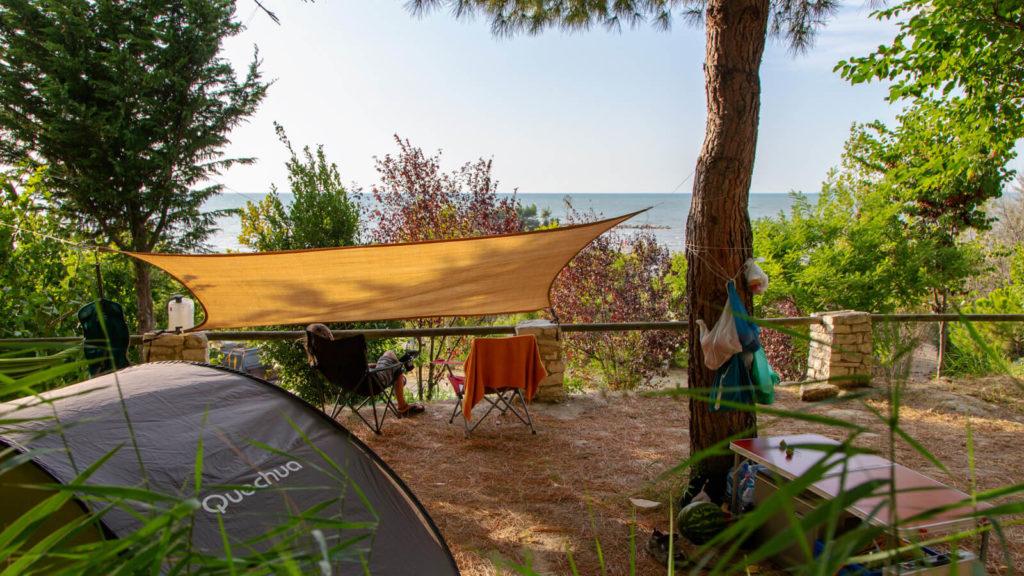 Campingplatz Pa Emer in Albanien