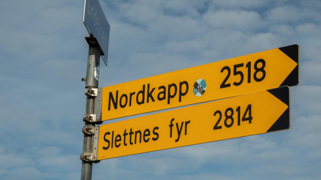 Norwegen südlichster Punkt
