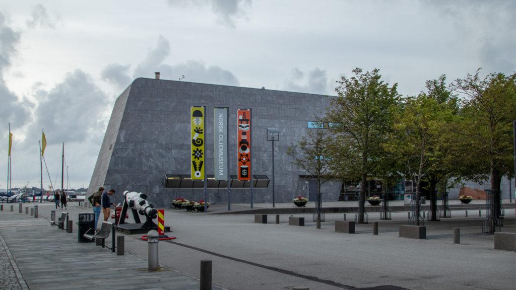 Öl Museum Norsk Oljemuseet in Stavanger Norwegen