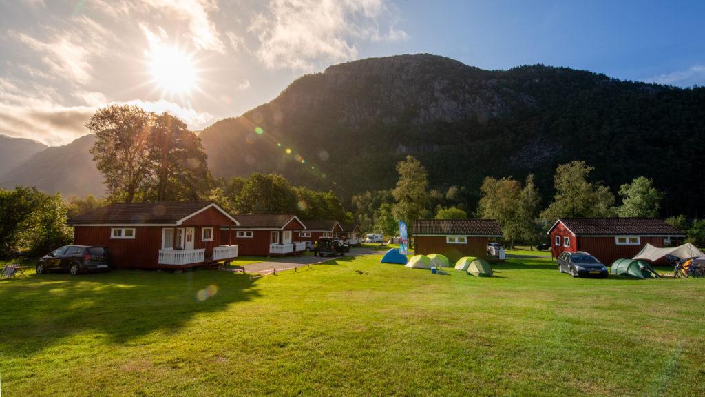 Unterkünfte und Hütten in Norwegen - Reisetipps