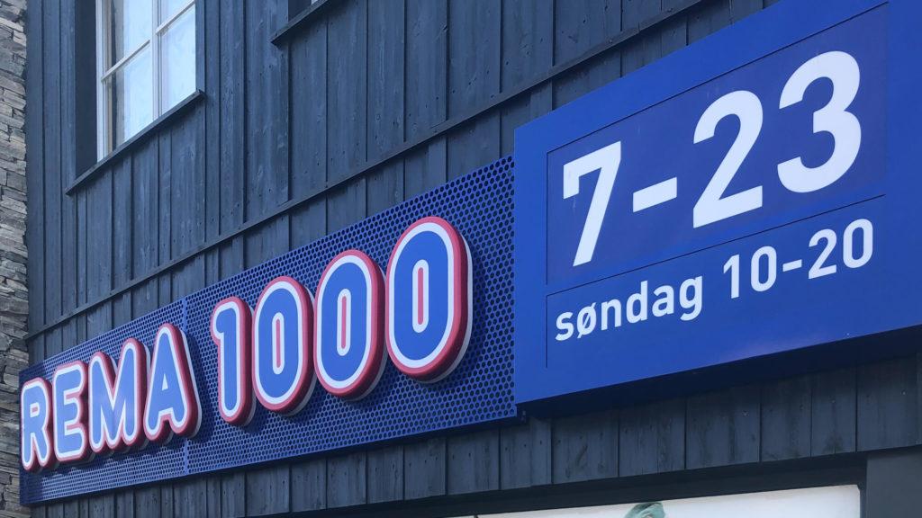 Öffnungszeiten Supermarkt in Norwegen - Norwegen Reisetipps
