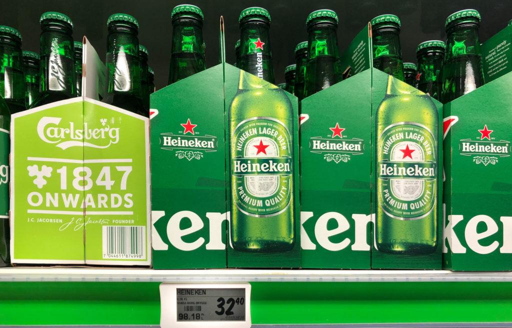Bierpreis in Norwegen - Norwegen Reisetipps