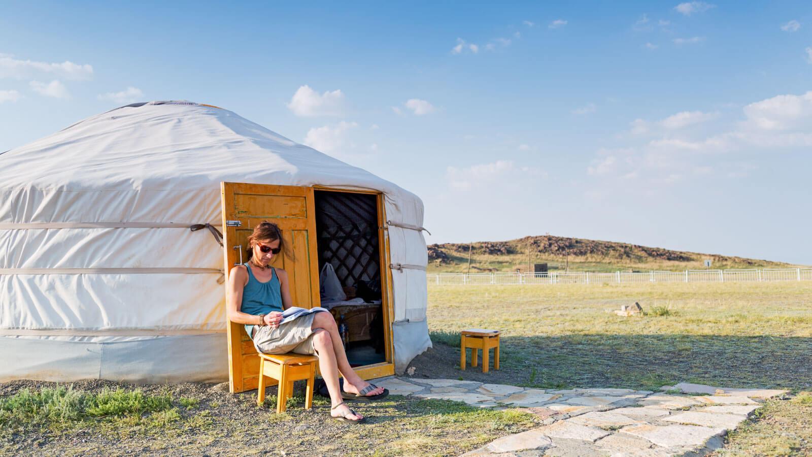 Die besten Reisebücher - Buchtipps bei Fernweh