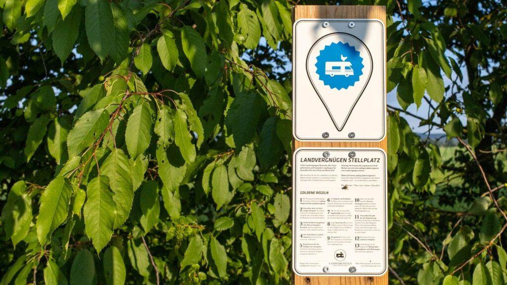 Landvergnügen - Die golgenen Regeln