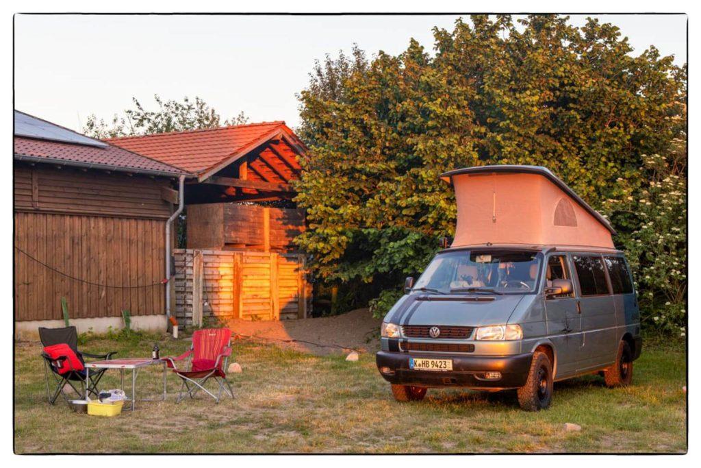 Mit dem Wohnmobil und dem Bauernleben Stellplatzführer auf dem Bauernhof in Österreich übernachten