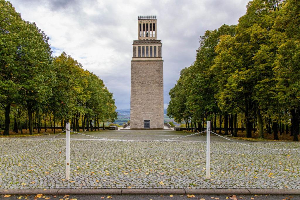 KZ Gedenkstätte Buchenwald - Mit dem Wohnmobil in die Sächsische Schweiz