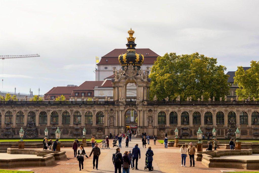 Der Swinger in Dresden - Mit dem Wohnmobil in die Sächsische Schweiz