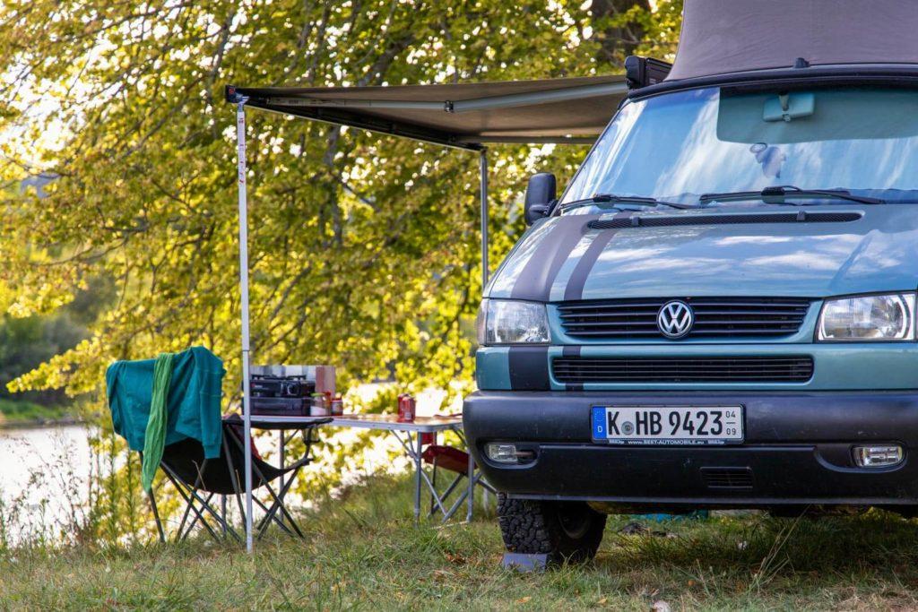 Dordogne-Tal Campingplatz Camping la Verte Rive