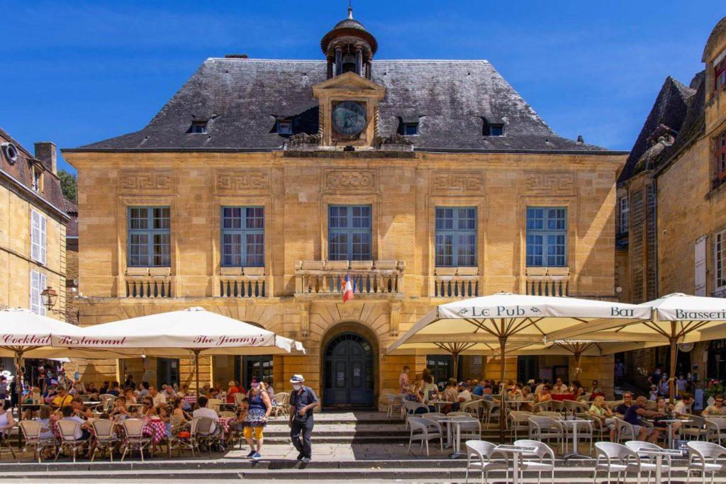 Dordogne-Tal Sarlat-la-Canéda