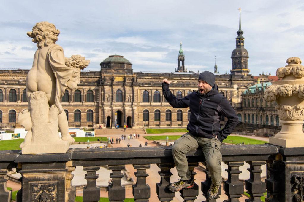 Der Swinger in Dresden