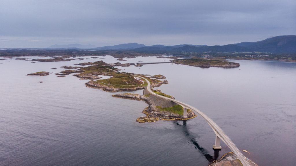 Norwegen Roadtrip Atlantikstraße