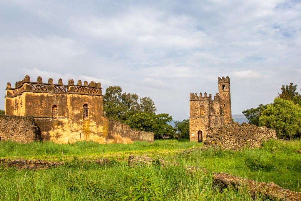 Der Gemp in Gonder (Gondar) - Äthiopien Reisebericht in Bildern