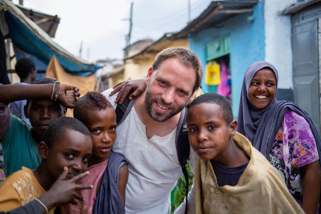 Begenungen in Äthiopien - Reisebericht in Bildern