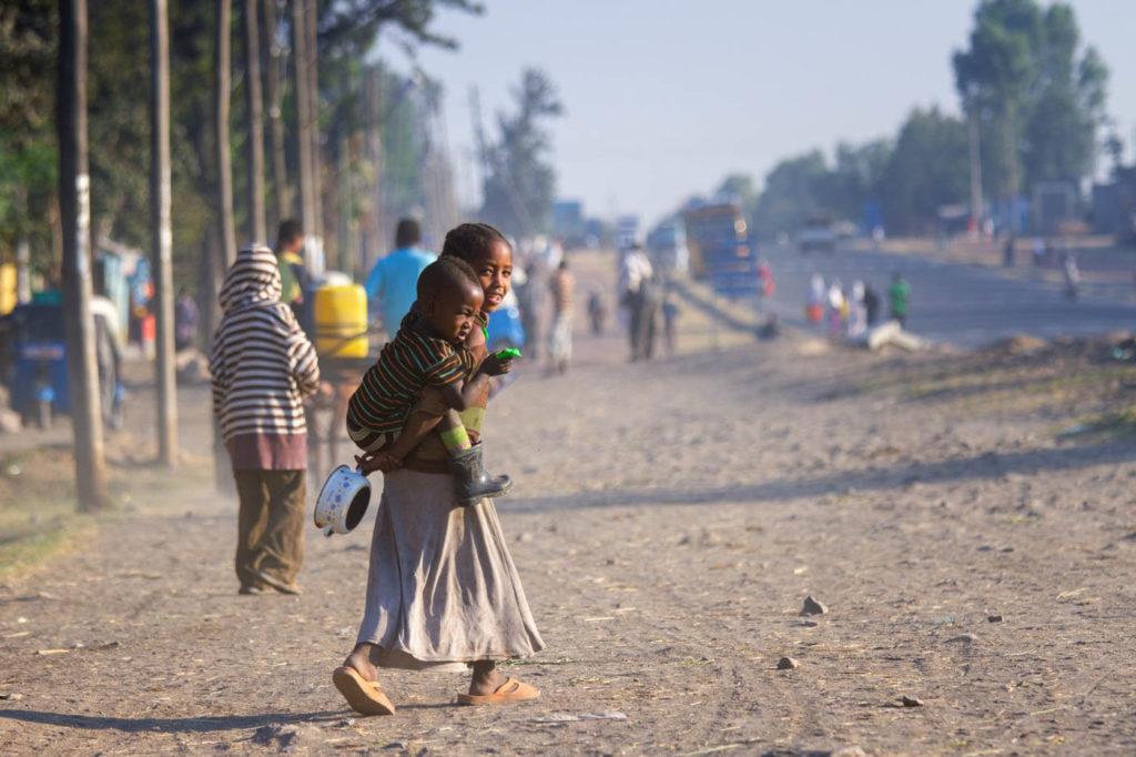 Streetlife Äthiopien - Reisebericht in Bildern