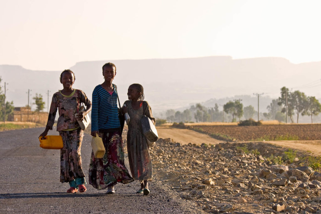 Begegnungen im Tigray - Äthiopien Reisebericht in Bildern