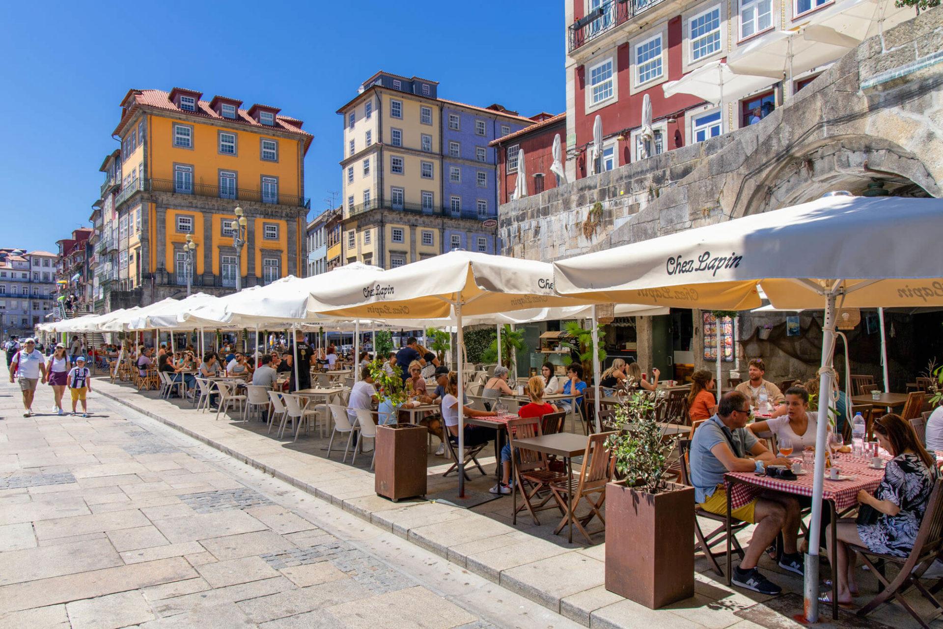 Restaurants in Porto - Reisekosten Portugal