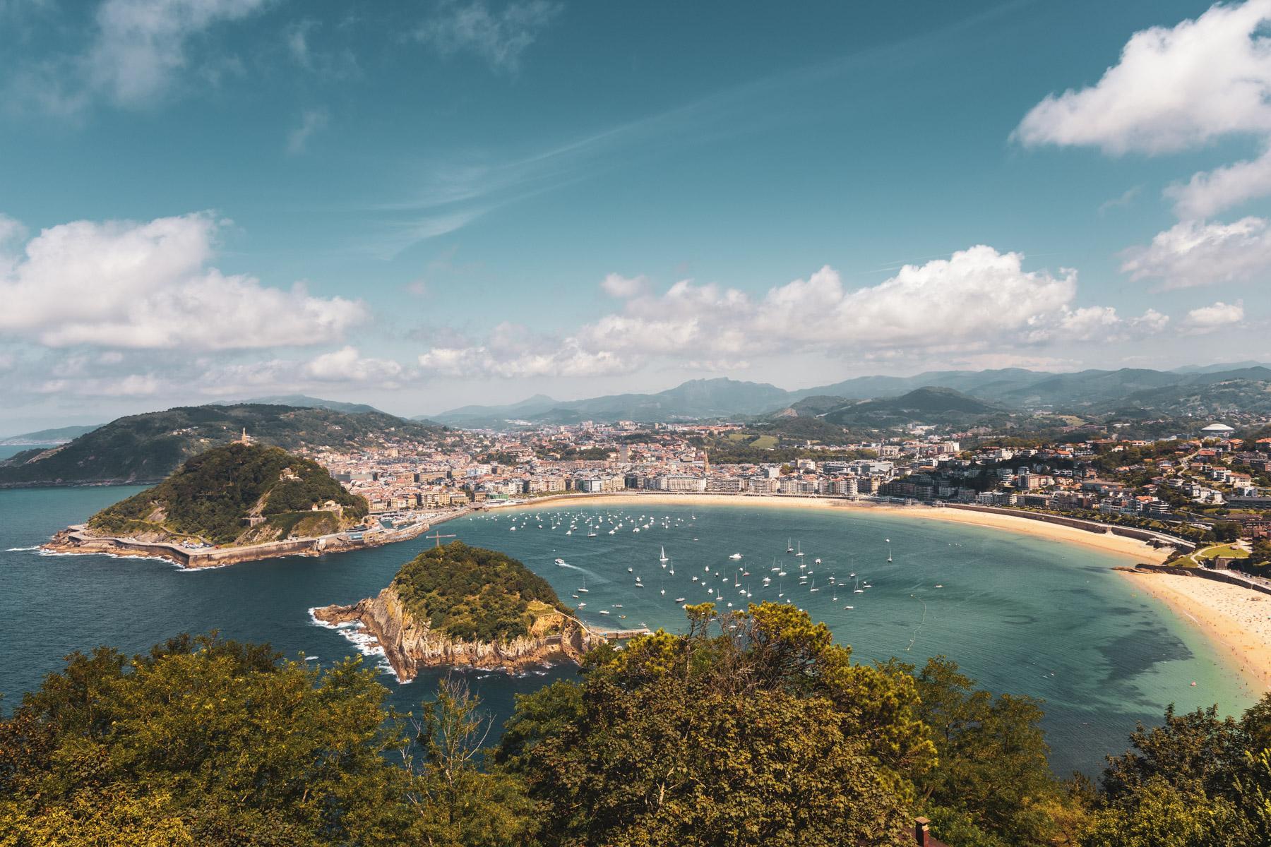Städtetrip San Sebastian - Reisebericht und Reisetipps