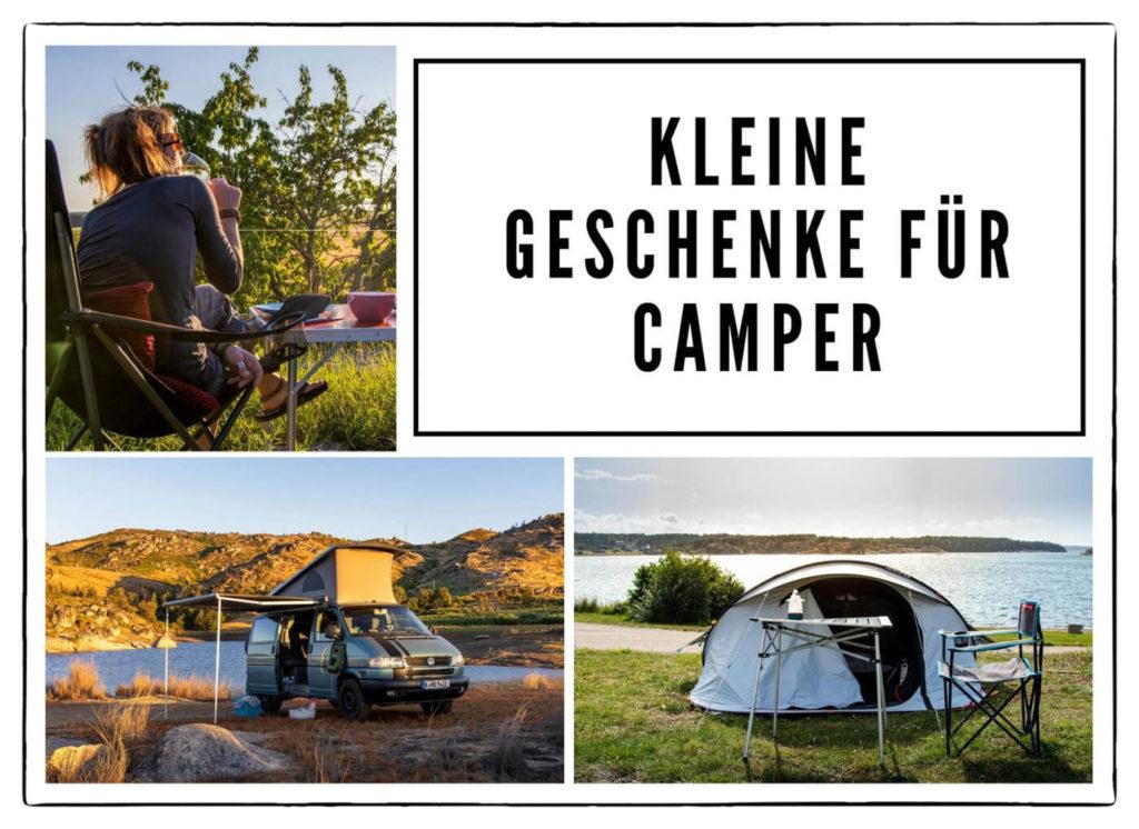 Kleine Geschenke für Camper bis 20€
