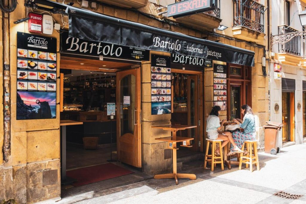 Pintxos-Bar - San Sebastian