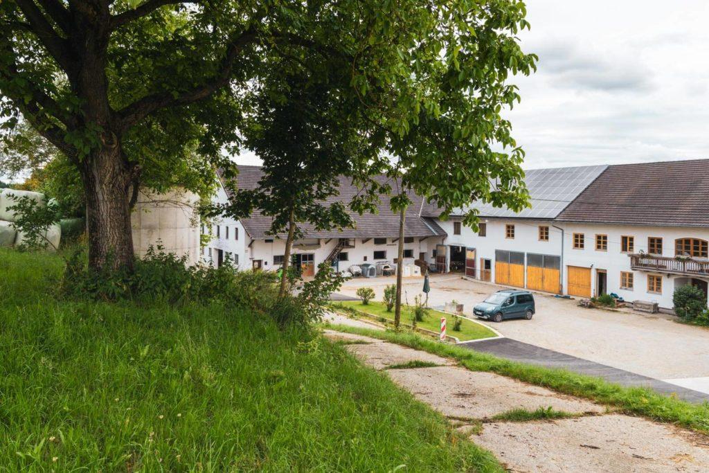 Hof Winkler in Dorfen Landvergnügen in Bayern - Camping auf dem Bauernhof