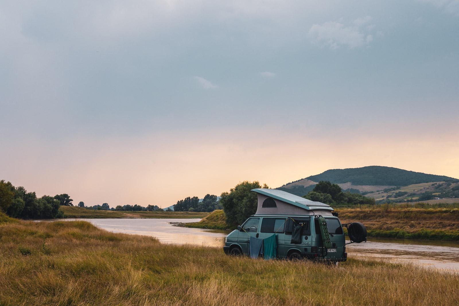 Wildcamping - Rumänien Roadtrip mit dem Wohnmobil