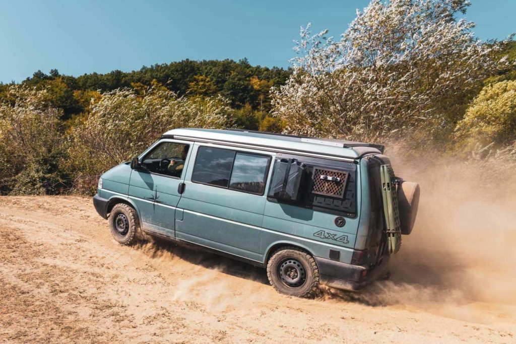 Offraod - Mit dem Wohnmobil nach Bulgarien
