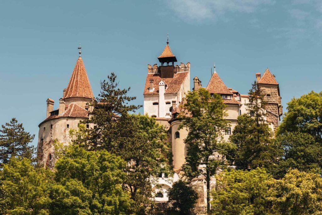 Schloss Bran - Rumänien Roadtrip mit dem Wohnmobil
