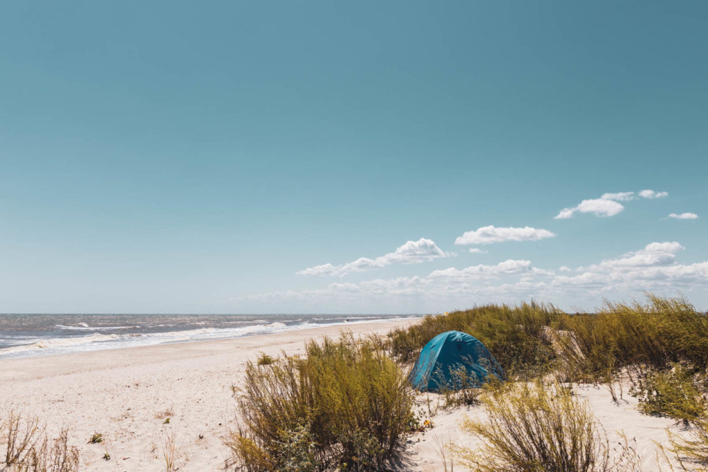 Wildcamping am Vadu Beach -Rumänien Roadtrip mit dem Wohnmobil