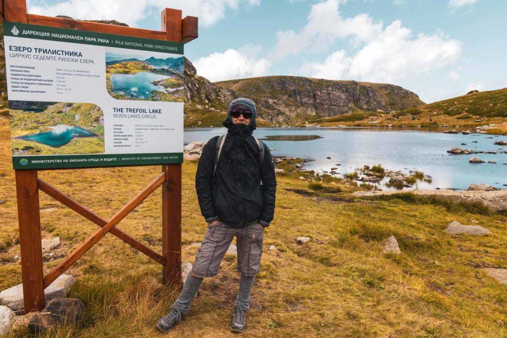 The Trefoil Lake - Seven Lake Circus - Wanderung zu den Sieben Rila Seen