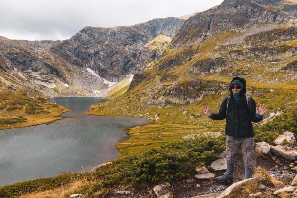 Wanderung zu den Sieben Rila Seen im Rila Nationalpark, Bulgarien
